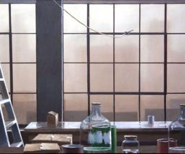 'City, Studio, Morning', 2007, oil/canvas, 36 x 52 inches